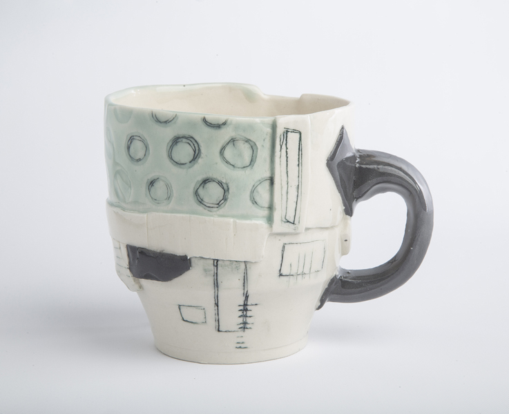 'Dot Mug' by Jesse Maddocks, Lousiana State University