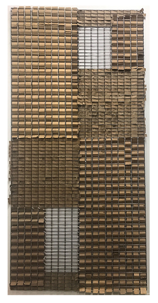 'Wall Weaving' by Nieko McDaniel, American University