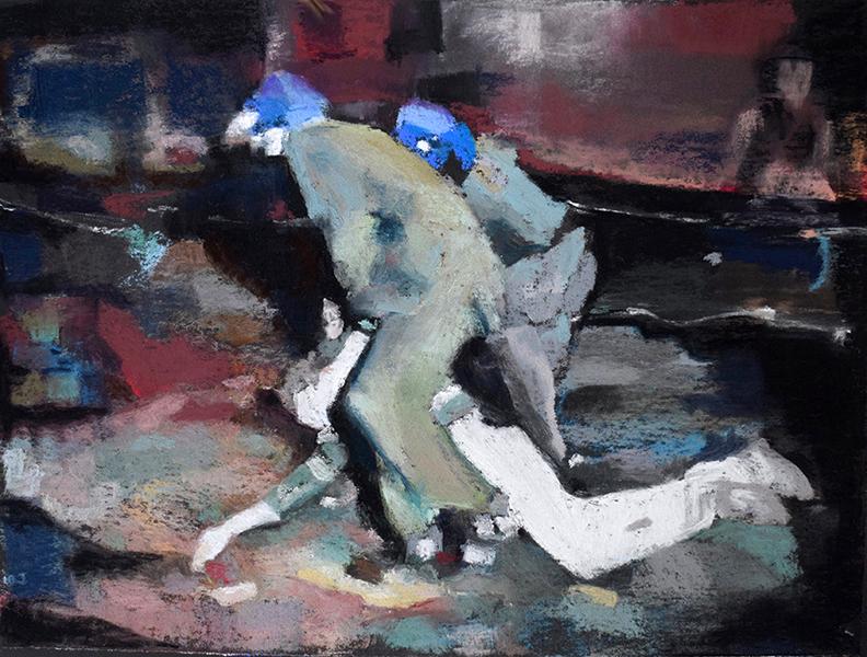 '1984 Miners Strike South Yorkshire' by Lori- Brook Johnson, Clemson University