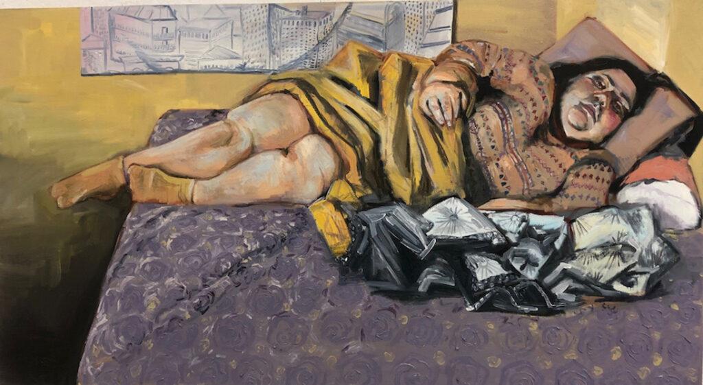 'Bedroom' by Hallee Turner, University of Texas Arlington