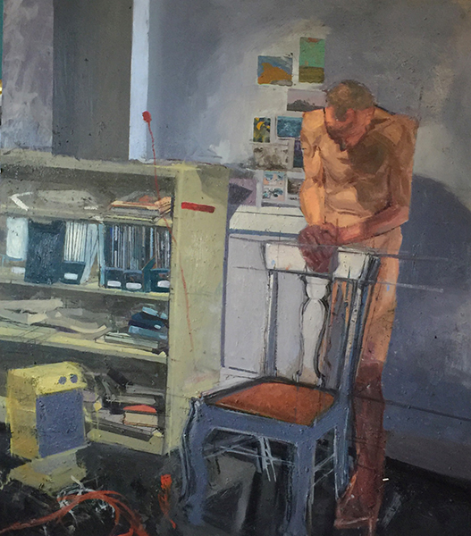 'Febuary' by Alexandra Landry, University of Massachusetts Dartmouth