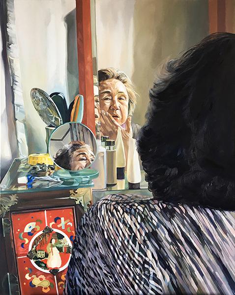 'Getting Ready' by Ji-Min Hwang, School of Visual Arts