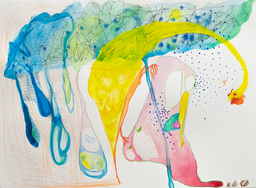'How Tears Turn Into Rain' by Ashley Ekstrum, University of Tennessee Knoxville