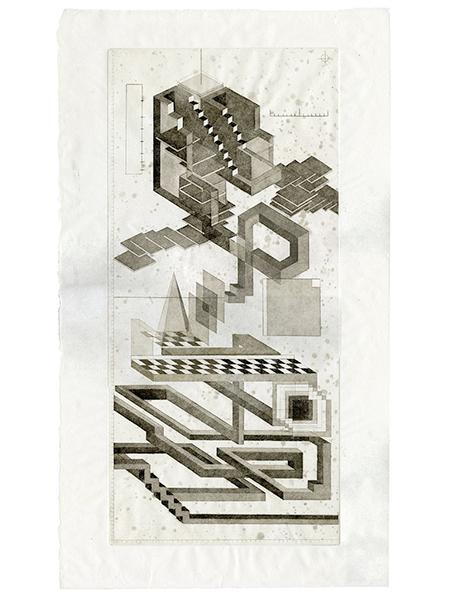 'Neuroshphere V2' by Erika Shiba, Illinois State University