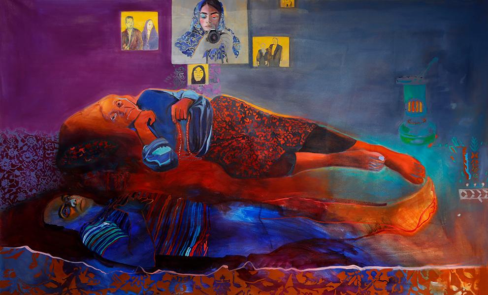 'Untitled' by Shabnam Jannesari, University of Massachusetts Dartmouth